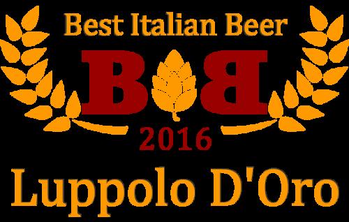 Premio Best Italian Beer 2016